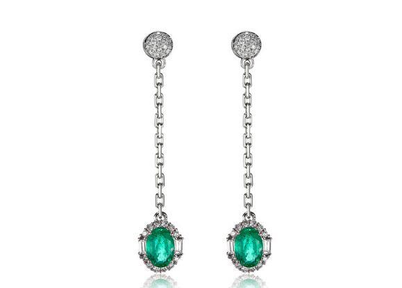 绿水晶,水晶,佐卡伊