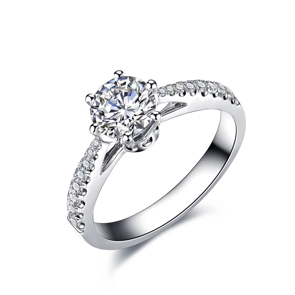 卡地亚18k金戒指,戒指,佐卡伊戒指