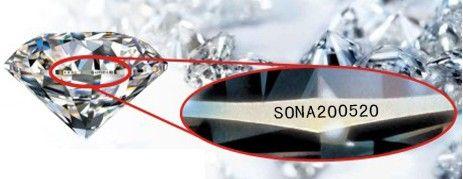 钻石镭射条码