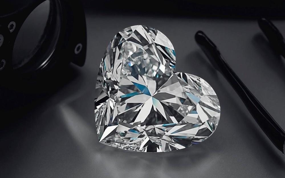 心形钻石,钻石知识,克拉钻石