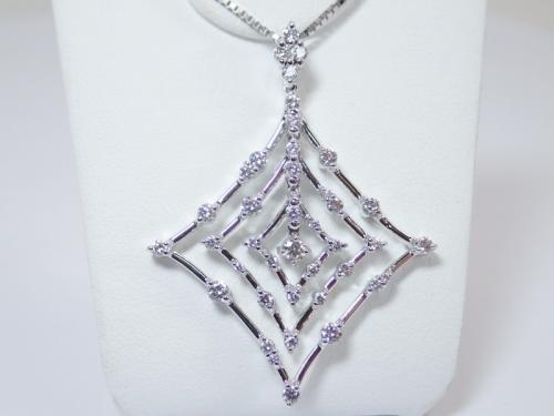 宝格丽钻石项链,项链,佐卡伊项链