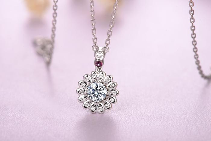 钻石吊坠,钻石首饰,钻石搭配
