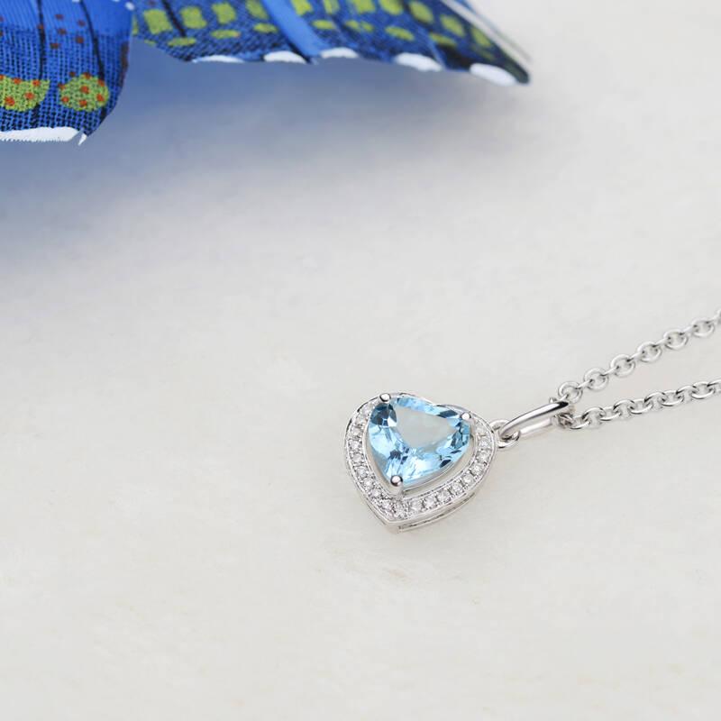 安妮时尚钻石项链,项链,佐卡伊项链