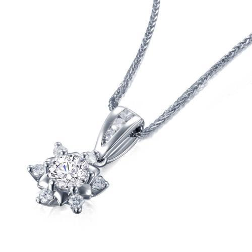 吉盟珠宝钻石项链,项链,佐卡伊项链,钻石项链