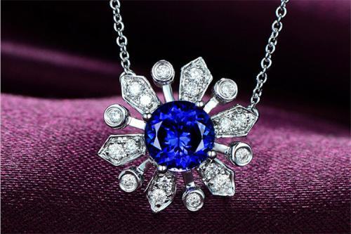 米莱珠宝钻石项链,钻石项链,项链,佐卡伊项链