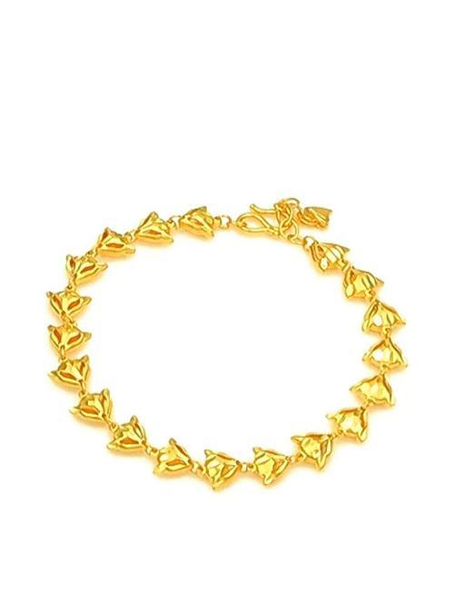金大生黄金手链,手链,佐卡伊手链