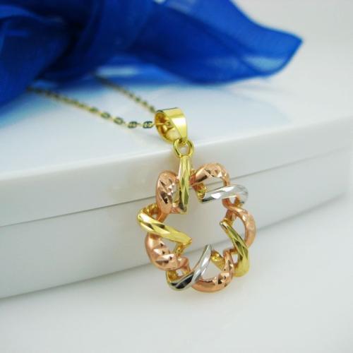 美岑黄金项链,项链,佐卡伊项链