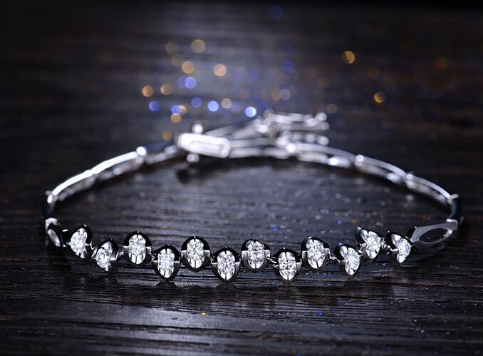 手链,钻石手链,手链款式