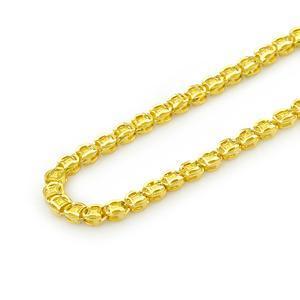 中国黄金黄金项链,项链,佐卡伊项链