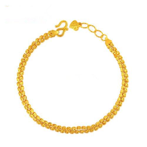 百泰黄金手链,手链,佐卡伊手链