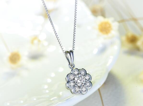 钻石吊坠,钻饰,钻石项链