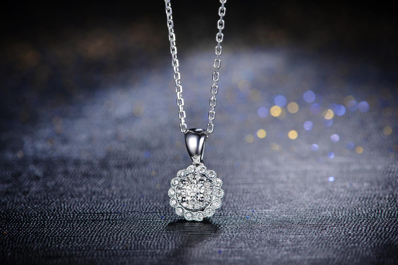 项链,钻石项链,佐卡伊项链