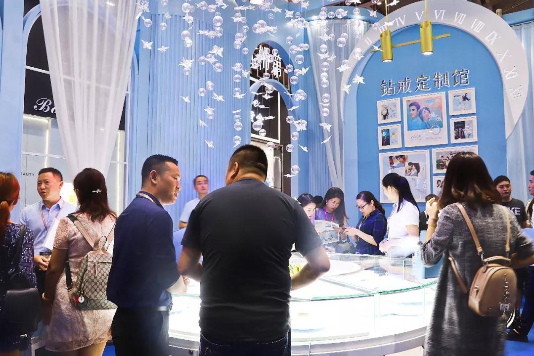 珠宝展,国际珠宝展,2018深圳国际珠宝展,佐卡伊钻石信物馆