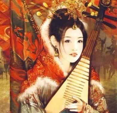 中国古代四大美人与珠宝首饰-佐卡伊珠宝网