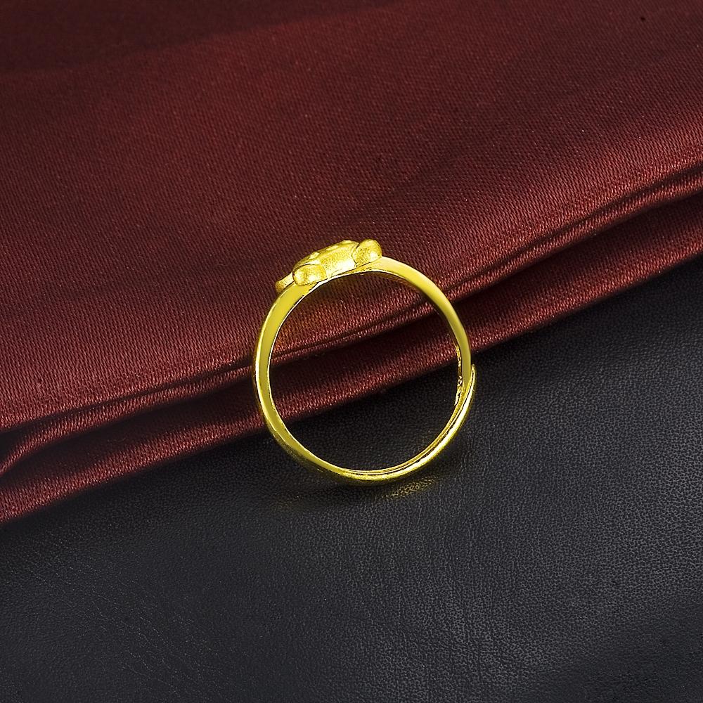 【兔儿】 足金/黄金戒指