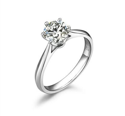 看清钻石净度等级 婚戒购买更省心